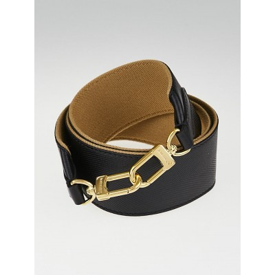 Louis Vuitton Black Coated Canvas Atlantis Strap