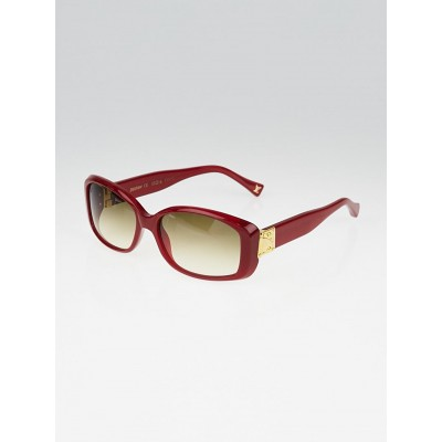 Louis Vuitton Pomme D'Amour Acetate Frame Soupcon GM Sunglasses-Z0076W