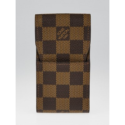 Louis Vuitton Damier Canvas Cigarette Case