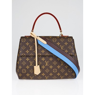 Louis Vuitton Monogram Canvas Cluny MM Bag