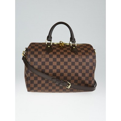Louis Vuitton Damier Canvas Speedy Bandouliere 30 Bag