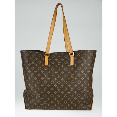 Louis Vuitton Monogram Canvas Cabas Alto Bag