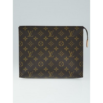 Louis Vuitton Monogram Canvas Poche Toilette 26 Cosmetic Case