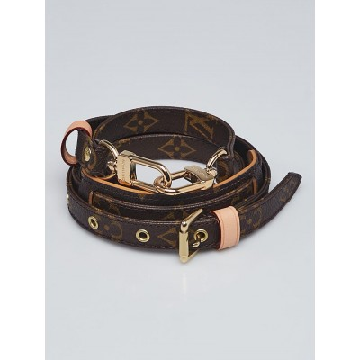 Louis Vuitton Monogram Canvas Adjustable Shoulder Strap