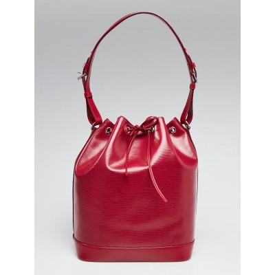 Louis Vuitton Fuchsia Epi Leather Noe Bag
