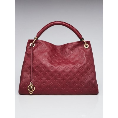 Louis Vuitton Aurore Monogram Empreinte Artsy MM Bag