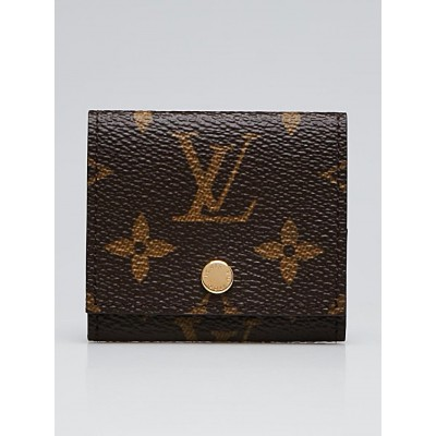 Louis Vuitton Monogram Canvas Earphones Case