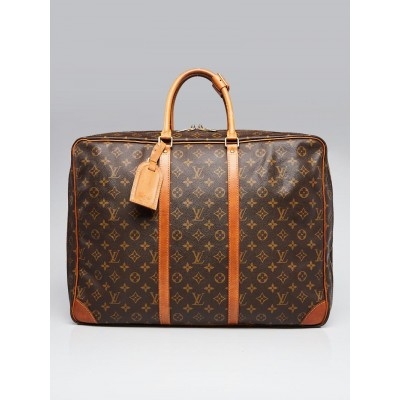 Louis Vuitton Monogram Canvas Sirius 50 Soft Sided Suitcase