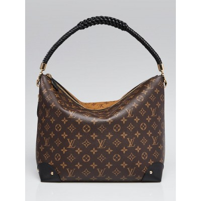 Louis Vuitton Monogram Canvas Triangle Softy Bag