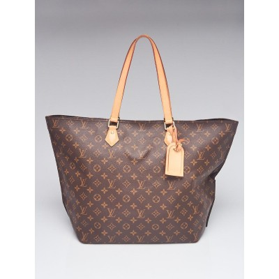Louis Vuitton Monogram Canvas All-In MM Tote Bag