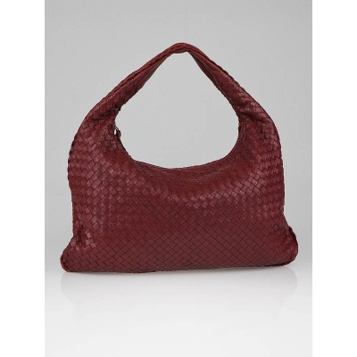 Bottega Veneta Eclipse Large Veneta Woven Hobo Bag