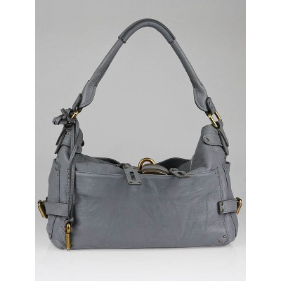 Chloe Ciel Leather Paddington Large Hobo Bag