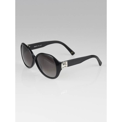 Louis Vuitton Black Speckling Soupcon Oversized Sunglasses
