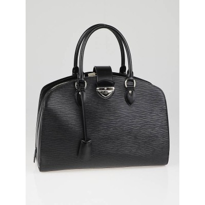 Louis Vuitton Black Epi Leather Pont-Neuf GM Bag
