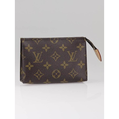 Louis Vuitton Monogram Canvas Poche 15 Cosmetic Case