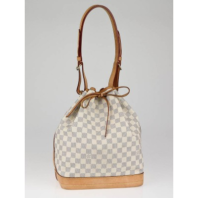 Louis Vuitton Azur Damier Canvas Noe Bag