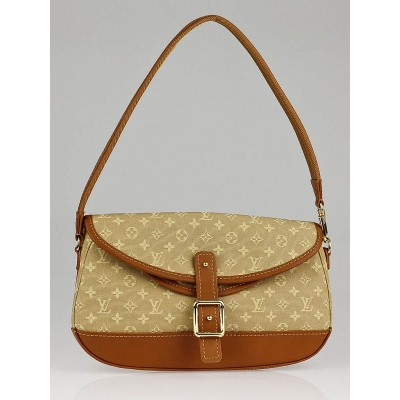 Louis Vuitton Beige Monogram Mini Lin Marjorie Bag