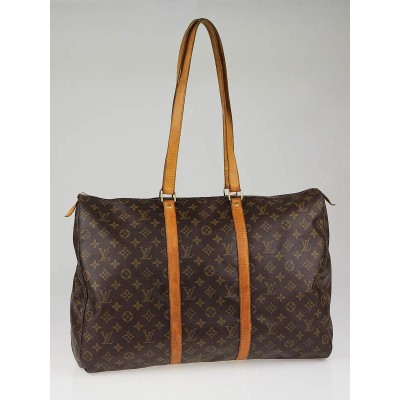 Louis Vuitton Monogram Canvas Sac Flanerie 50 Bag