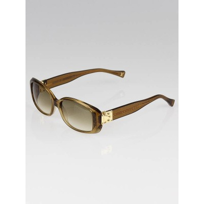 Louis Vuitton Honey Speckling  Acetate Frame Soupcon GM Sunglasses