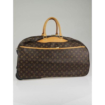 Louis Vuitton Monogram Canvas Eole 60 Rolling Duffle Bag
