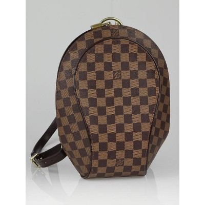 Louis Vuitton Made-to-Order Damier Canvas Ellipse Sac a Dos Backpack Bag