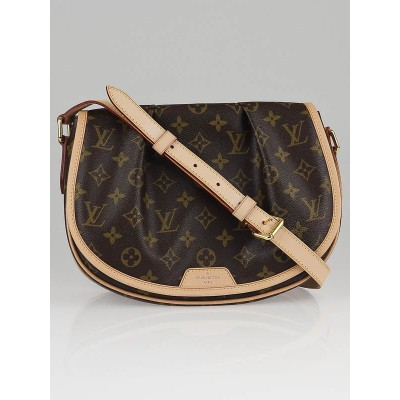 Louis Vuitton Monogram Canvas Meilmontant PM Bag