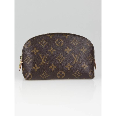 Louis Vuitton Monogram Canvas Cosmetic Bag