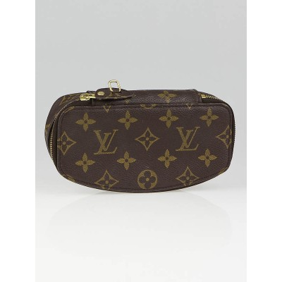 Louis Vuitton Monogram Canvas Monte Carlo PM Jewelry Case