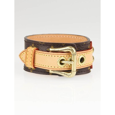 Louis Vuitton Monogram Canvas Theda Bracelet