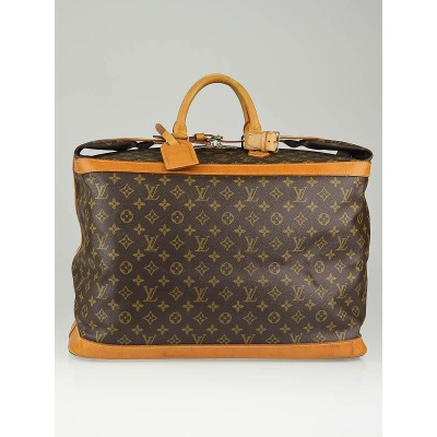 Louis Vuitton Monogram Canvas Cruiser 50 Travel Bag