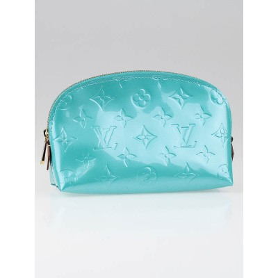 Louis Vuitton Lagon Monogram Vernis Cosmetic Pouch