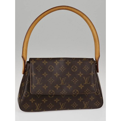 Louis Vuitton Monogram Canvas Looping PM Bag