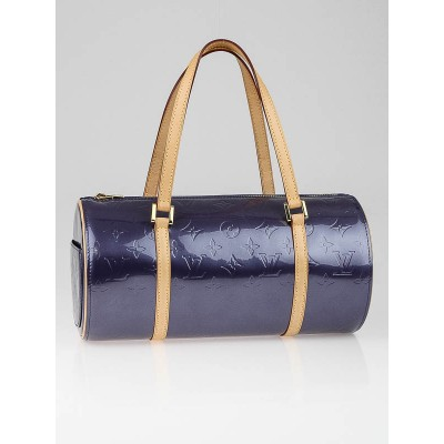 Louis Vuitton Indigo Monogram Vernis Bedford Bag