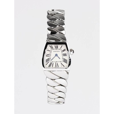 Cartier Stainless Steel La Dona Ladies Watch W660022I