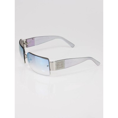 Chanel Iridescent Frameless Crystal Sunglasses 4095-B