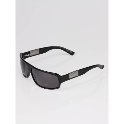 Gucci Black Wrap Sunglasses 1561/S