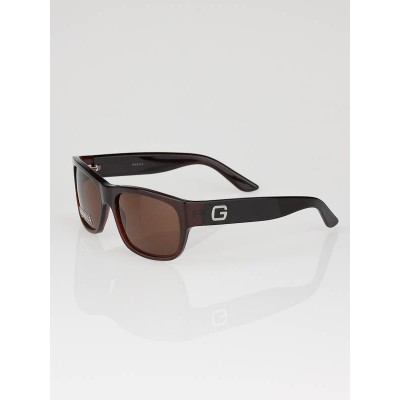 Gucci Brown GG Sunglasses 1586/S