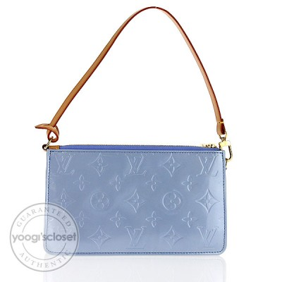 Louis Vuitton Lavender Monogram Vernis Lexington Accessory Pouch