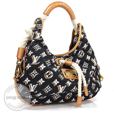 Louis Vuitton Limited Edition Monogram Bulles MM Bag