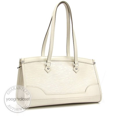 Louis Vuitton Ivorie Epi Leather Madeleine PM Bag
