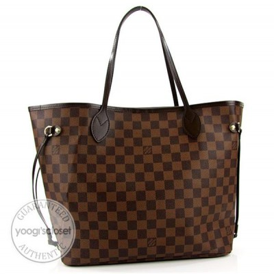 Louis Vuitton Damier Canvas Neverfull MM