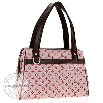 Louis Vuitton Cherry Monogram Mini Josephine PM Bag