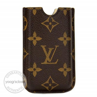 Louis Vuitton Monogram Canvas iPhone 4 Case