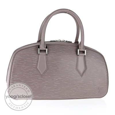 Louis Vuitton Lilac Epi Leather Jasmin Bag