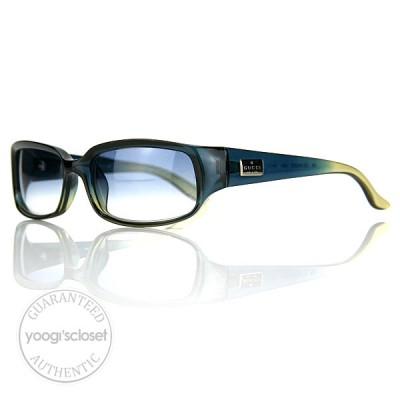 Gucci Blue Gradient Tint Sunglasses 2455/S