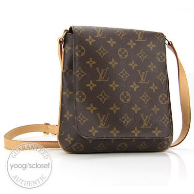 Louis Vuitton Monogram Canvas Musette Salsa w/Long Strap Bag