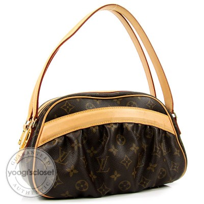 Louis Vuitton Limited Edition Monogram Canvas Klara Shoulder Bag