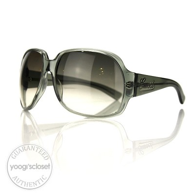 Gucci Gray Green Gradient Lenses Sunglasses 2948/S