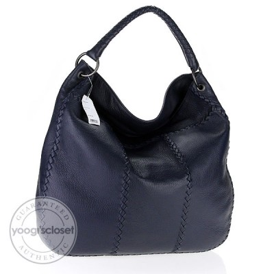 Bottega Veneta China Cervo Leather Loop Bag