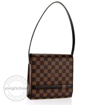 Louis Vuitton Damier Canvas Mini Tribeca Bag